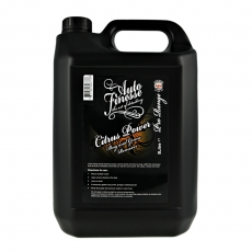 Auto Finesse Citrus Power Bug and Grime Remover, 5 l