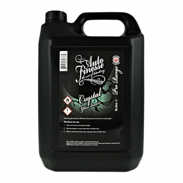 Auto Finesse Crystal Glass Cleaner, 5 l