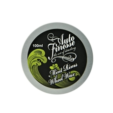 Auto Finesse Mint Rims Wheel Wax, 100 ml