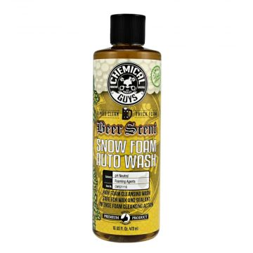 Chemical Guys Beer Scent Snow Foam, 473 ml