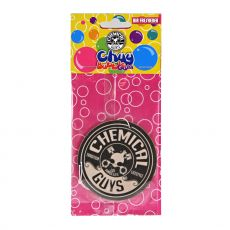 Chemical Guys Hanging Air Freshener Chuy Bubble Gum pakkaus