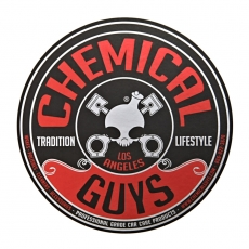 Chemical Guys -logotarra