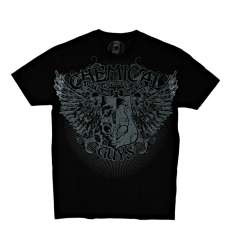 Chemical Guys t-paita Vintage World Wide Wings etupuoli