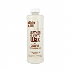Collinite 855 Leather & Vinyl Wax, 473 ml
