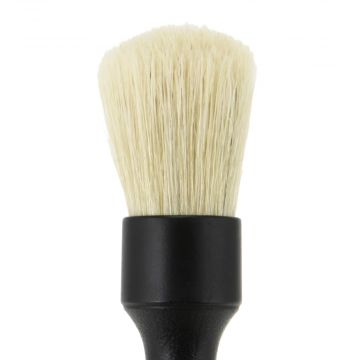 Detail Factory Black Boars Hair Brush, Large