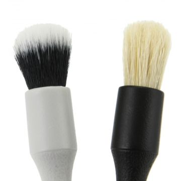 Detail Factory Black & Grey Crevice Brush Set