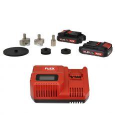 Flex PXE 80 10.8-EC -kiillotuskone
