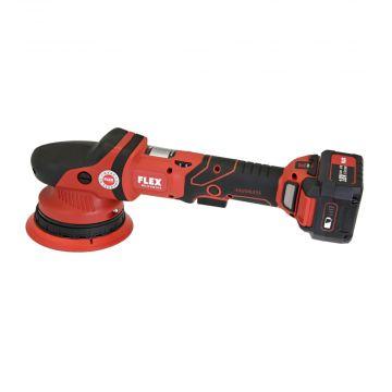 Flex XFE 15 150 akkukäyttöinen epäkeskokiillotuskone