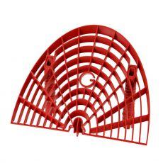 Grit Guard Washboard, punainen