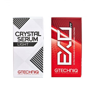 Gtechniq Crystal Serum Light ja EXOv4, 30 ml + 30 ml