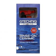 Gtechniq Marine Rinse-on Ceramic 4-pack