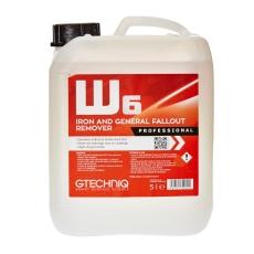 Gtechniq W6 Iron and General Fallout Remover, 500 ml