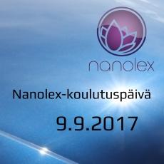 Nanolex-koulutus 9.9.2017