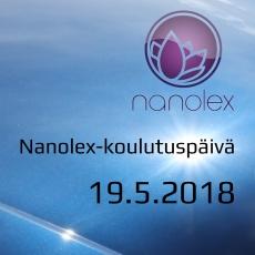 Nanolex-koulutus 19.5.2018