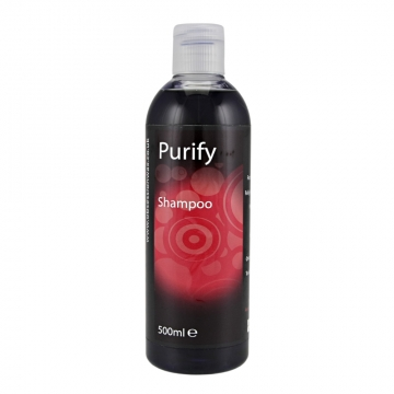 Obsession Wax Purify Shampoo Berry Explosion, 500 ml