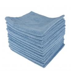 PT sininen mikrokuituliina, 12 kpl