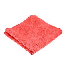 PT punainen mikrokuituliina pitempi nukka