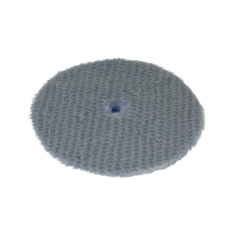 Rupes Blue Coarse Wool Pad, 180 mm