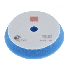 Rupes Blue Coarse Foam Pad, 180 mm