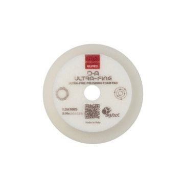 Rupes D-A Ultra Fine Polishing Foam Pad, 100 mm