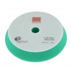 Rupes Green Medium Foam Pad, 180 mm
