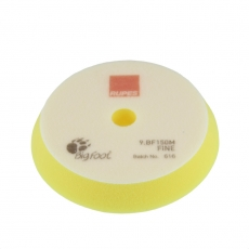 Rupes Yellow Fine Foam Pad, 150 mm