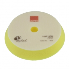Rupes Yellow Fine Foam Pad, 180 mm