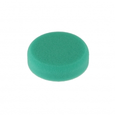 Shine Mate Green Heavy Cutting Foam Pad, 80 mm