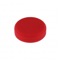 Shine Mate Red Finishing Foam Pad, 80 mm