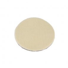 Shine Mate Knitted Short Wool Pad, 130 mm