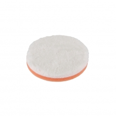 Shine Mate Microfiber Finishing Pad, 80 mm