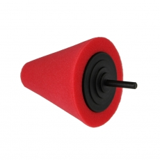 Shine Mate Red Polishing Cone