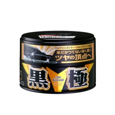 Soft99 Extreme Gloss Wax The Kiwami Black, 200 g