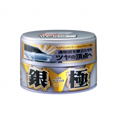 Soft99 Extreme Gloss Wax The Kiwami Silver, 200 g