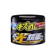 Soft99 New Scratch Clear Wax Dark & Black, 200 g