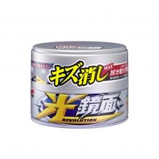 Soft99 New Scratch Clear Wax Pearl & Metallic, 200 g