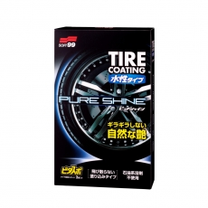 Soft99 Pure Shine Tire Coating, 100 ml