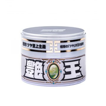Soft99 The King of Gloss Light Metallic & Pearl, 300 g