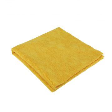 The Rag Company Edgeless 365 Gold Terry Microfiber Towel, 40 cm x 40 cm