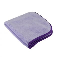 The Rag Company Minx Royale Purple Plush Microfiber Towel, 40 cm x 40 cm