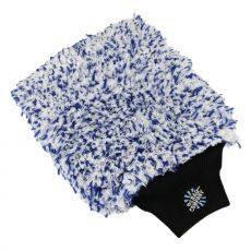 The Rag Company The Cyclone Blue Premium Korean Microfiber Wash Mitt