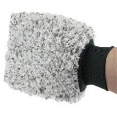 The Rag Company The Cyclone Grey Premium Korean Microfiber Wash Mitt