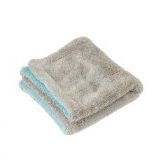 The Rag Company The Liquid8r Twist Loop Microfiber Drying Towel, 41 cm x 41 cm