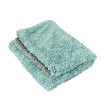 The Rag Company The Liquid8r Twist Loop Microfiber Drying Towel, 51 cm x 61 cm