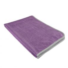 The Rag Company Twist n' Shout Twist Loop Microfiber Drying Towel, 64 cm x 92 cm