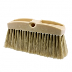 White Boar Hair Brush
