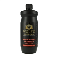 Wolf's Chemicals Wash n' Wax Agent Orange, 1 l