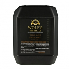 Wolfs Chemicals Tire & Trim Dressing Black Out, 5 l