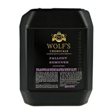 Wolf's Chemicals Deironizer Decon Gel, 5 l