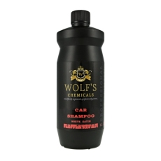 Wolf's Chemicals Car Shampoo White Satin, 1 l
